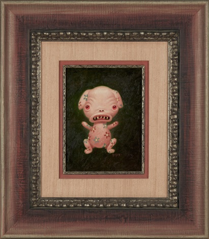 rabid poodle by mark ryden