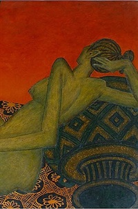 nude at leisure by phung pham