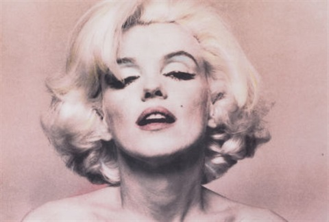 marilyn hotel bel air los angeles by bert stern