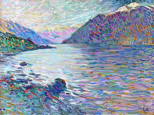 lago maggiore by curt herrmann