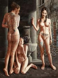 tic tac tattoo i, tic tac tattoo ii (2 works) by liu yi