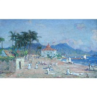 st. kitts, british west indies by peleg franklin brownell