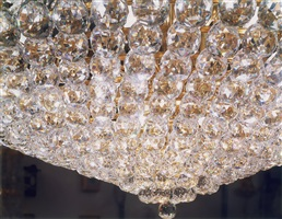 chandelier (illilluminations) by tim davis