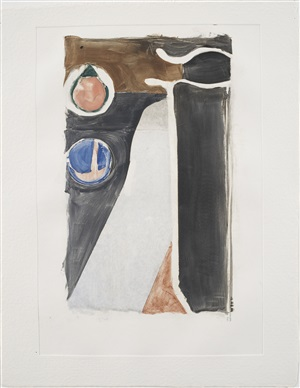v by richard diebenkorn