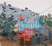 playground (ailanthus altissima) by erik benson