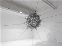 flying garden/air-port-city/32sw by tomas saraceno