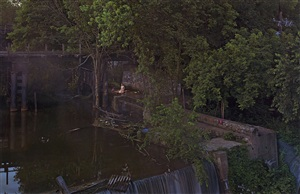 untitled (the falls) by gregory crewdson