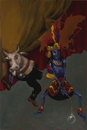 la huitième boule de cristal by gérard garouste