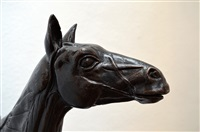 anatomy of horse (close detail image) by sir eduardo paolozzi