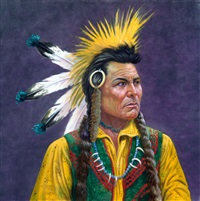 tecumseh by gregory perillo