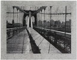 brooklyn bridge by soledad salame
