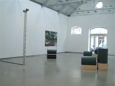 exhibition view by ângela ferreira