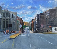 looking west, h street view by martin j. kotler