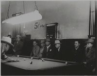 five cents a cue, north beach, san francisco by william heick