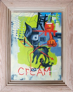 cream by elliott earls