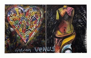 dream venus by jim dine