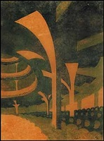 lot #102: theatre by sybil andrews