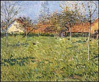 lot #139: the orchard by helen galloway mcnicoll