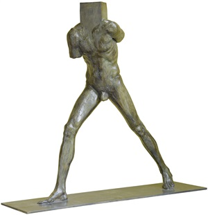 l'homme qui marche by mauro corda