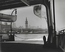 ferry steamer to oakland by leo holub