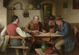 the final bill by josef wagner-hohenberg
