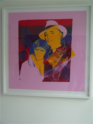 men need help by andy warhol