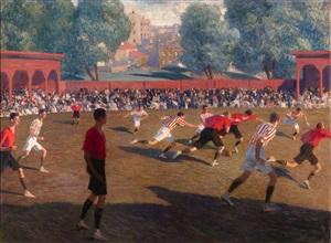 football by fedor zakharov