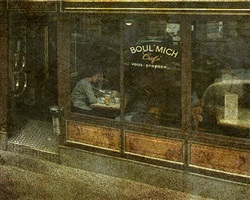 cafe boul'mich by dale johnson