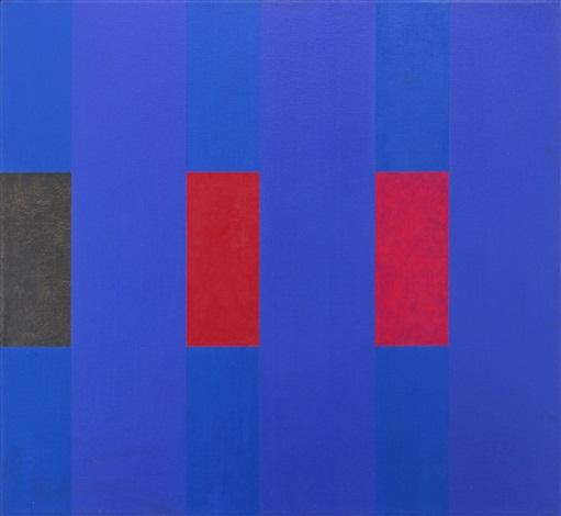 3 x 3 (variant) 3 on blues by oli sihvonen