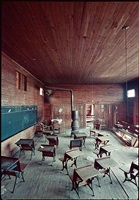 black classroom, shady grove, alabama by gordon parks