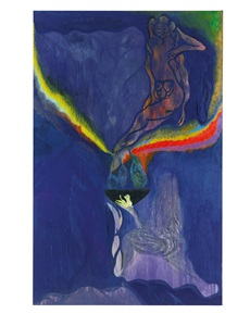 ovid windfall by chris ofili