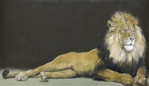 lion by paweŁ kromholz