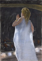 the diva by julio larraz