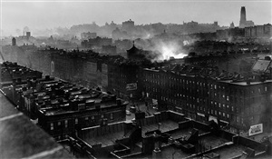 harlem rooftops, harlem, new york by gordon parks