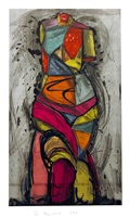 the venus dances by jim dine
