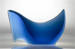 elegance blue by latchezar boyadjiev