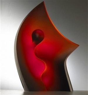 dwelling in red by latchezar boyadjiev