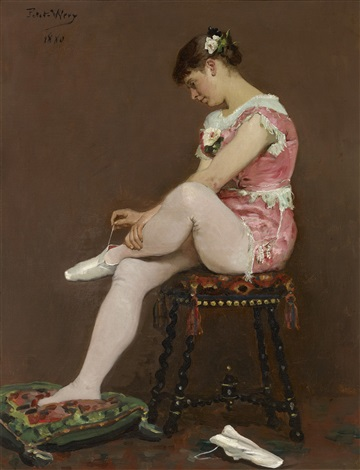 danseuse by georges petit-wery