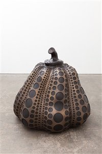 frieze art fair, new york by yayoi kusama