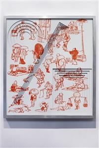 hokusai 01. by thomas locher