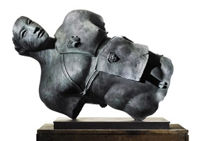 torso centauro by igor mitoraj