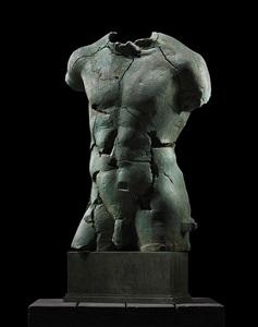torso del lago by igor mitoraj