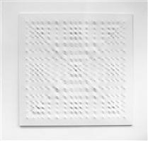 superficie bianco by enrico castellani