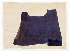 indigo (variation 4) by suzan frecon