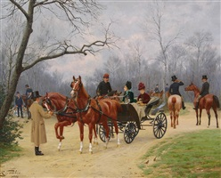 the meet by jean richard goubie