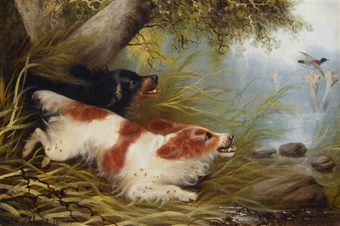 the hunt by george armfield