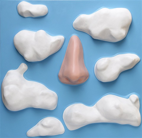 god nose by john baldessari