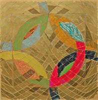 polar co-ordinates vi by frank stella