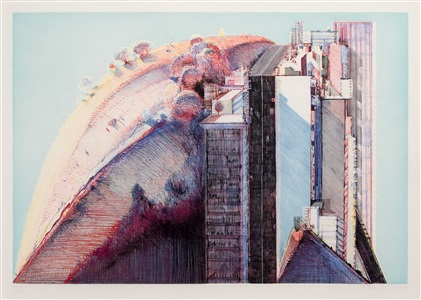 recent acquistions prints and drawings 1911-2009 by wayne thiebaud