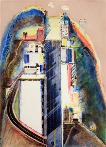 wayne thiebaud selected graphics by wayne thiebaud